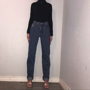 Vintage Cruel Girl high waisted jeans. Size 26.